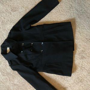 Michale Kors wool like pea coat